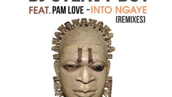 DJ Steavy Boy & Pam Love - Into Ngaye (Caiiro & DJ Love Candy Remix) 2017