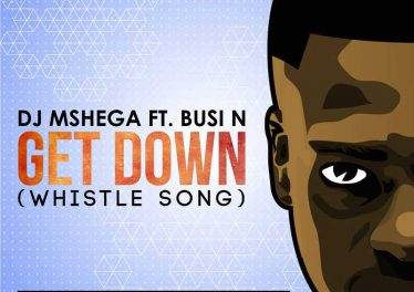 Dj Mshega feat. Busi N - Get Down (Citizen Deep Remix) 2017