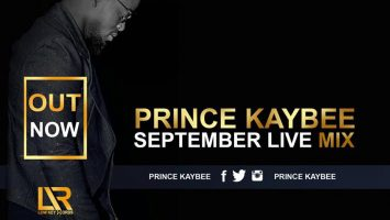 Prince Kaybee - September Live Mix (2017)