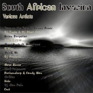 VA - South African Invasion