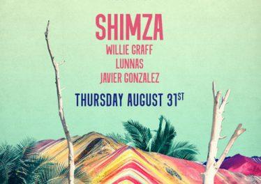 Shimza Live @Destino Welcomes(31.08.17)