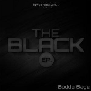 Budda Sage - The Black EP
