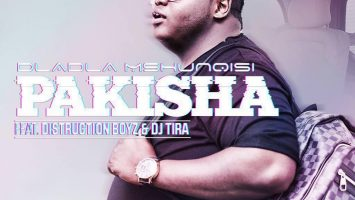 Dladla Mshunqisi - Pakisha (feat. Distruction Boyz & DJ Tira)