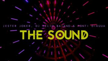 Jester Joker ft. Dj Helio Baiano & Ponti Dikuua - The Sound (Renato Xtrova Remix)