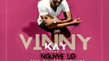 Vinny Kay ft. Promilion - Nguwe Lo(Prod. By Afro Brotherz)