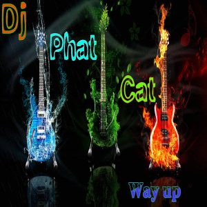 DJ Phat Cat - Way Up EP