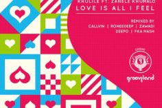 Khulile, Zanele Khumalo - Love Is All I Feel (Original Kholwaku Mix)