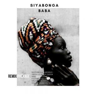 DJ B.S.Com feat. Thabisa Tyombe - Siyabonga Baba (Budda Sage Afro Mix)