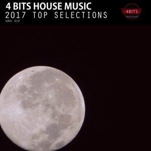 VA - 4 Bits House Music: 2017 Top Selections
