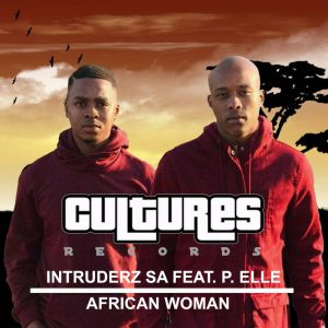 Intruderz SA - African Woman (Afro Mix)