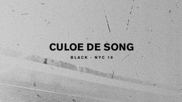 Culoe De Song - BLACK [Album Mix]