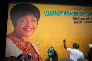 Tribute to Mama Winnie Madikizela Mandela (DJ Ace SlowJam Mix)