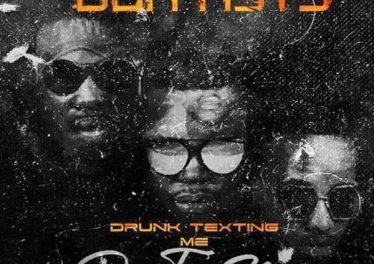 Dbn Nyts feat. Busi N & Mega Drums - Drunk & Texting Me