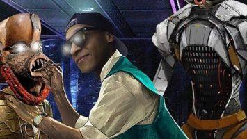 The Global Fantasy Radio Show #15 by Djeff Afrozila