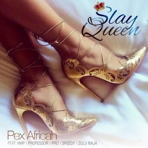 Pex Africah - Slay Queen (feat. Professor, Speedy, Pro, HHP, Zulu Naja). Download gqom 2018, mp3 south africa afro house music, gqom music download, new gqom songs.