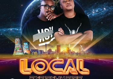DJ Vetkuk & Mahoota - Local Everywhere (DJ Vetkuk Vs. Mahoota) (Album)