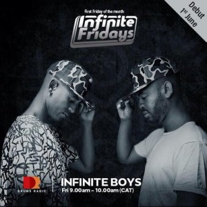 Infinite Boys - Infinite Fridays Mix on Drums Radio (01 June 2018). latest south african house music, best house music 2018, latest house music tracks, dance music