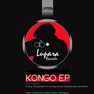 Vito Vulpetti - Kongo. drums and beats, afro house, tribal house music