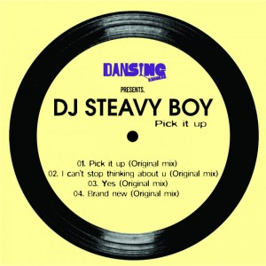 DJ Steavy Boy, DJ Black Cat & Beatrice - I Can't Stop Thinking About U (Original Mix)