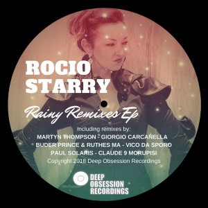 Rocio Starry, Ruthes Ma - The Rain (Buder Prince & Ruthes MA Remix). new house music 2018, best house music 2018, latest house music tracks, dance music, latest sa house music, new music releases