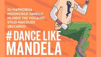 DJ Maphorisa - Dance Like Mandela (feat. Moonchild, Stilo Magolide, Mlindo The Vocalist & DJ Sbucardo)