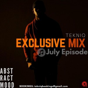 TekniQ - Exclusive Mix (July Episode). new afro house music, house mix, download house music 2018, deep house, afro deep house music mp3