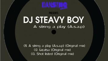 DJ Steavy Boy - Shot Listed (Original Mix)