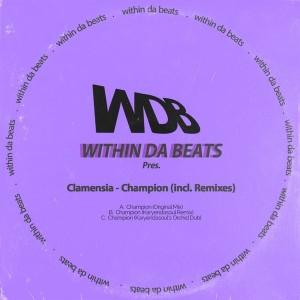 Clamensia - Champion (Karyendasoul Remix). afro house 2018, sa afro house music, downloa mp3 afro deep house music songs