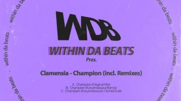 Clamensia - Champion (Karyendasoul Remix)