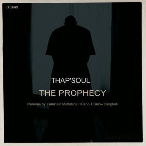 Thap'soul - The Prophecy (Original Mix), za afro house sa deep house, deep house 2018