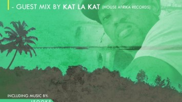 Deep House Cats SA #DHC100 - Guest Mix By Kat La Kat