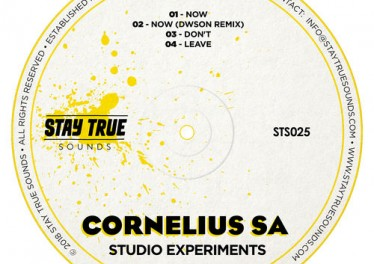 Cornelius SA - Studio Experiments EP
