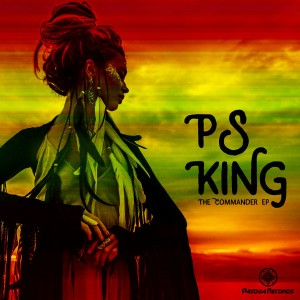 P.S King - The Commander EP, Latest house music, deep house tracks, house music download, afro house music, afro deep house, tribal house music, best house music, african house music