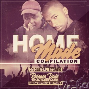 uBiza Wethu & Mr.Thela - Freedom (Original Mix), uBiza Wethu & Mr.Thela - Homemade Compilation, gqom music, gqom 2018, download south african gqom, fakaza gqom, new gqom songs