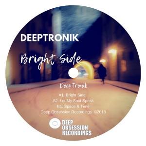 DeepTronik - Let My Soul Speak (Spirit Dub), afro deep house, deep house 2018 download, sa deep house music