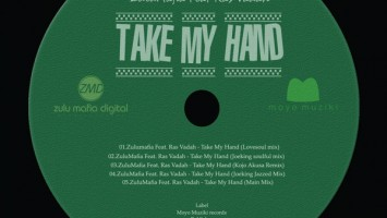 Zulumafia & Ras Vadah - Take My Hand (Kojo Akusa Remix), soulful deep, sa soulful house music, soulful 2018 download, deep soulful house songs, south african house music for free
