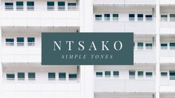 Ntsako - Simple Tones (Main Mix)