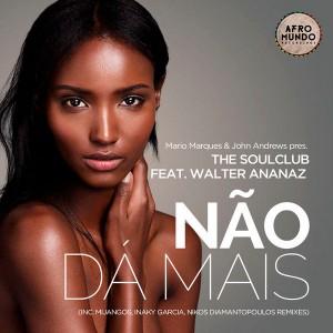 Mario Marques & John Andrews feat. Walter Ananaz - Não Da Mais (Vocal Mix), angola afro house, afro house musica, baixar afro house 2018
