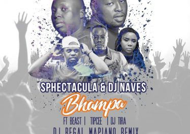 SPHEctacula And DJ Naves-Bhampa (DJ Regal Mapiano Mix), afro house music, amapiano house music 2018 download mp3, south african amapiano music