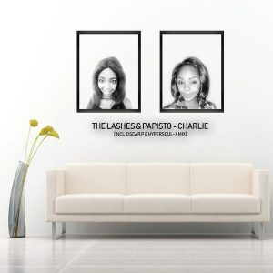 The Lashes & Papisto - Charlie (HyperSOUL-X's HT Mix), south africa afro house, afro house 2018, afro tech, new sa house music