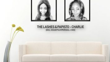 The Lashes & Papisto - Charlie (Oscar P Remix), south africa afro house, afro house 2018, afro tech, new sa house music