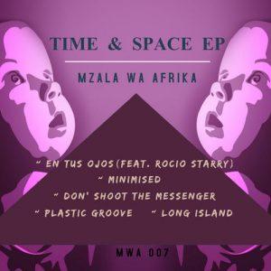 Mzala Wa Afrika - Don't Shoot The Messenger (Original Mix)