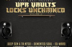 VA - UPR Vaults Locks Unchained Vol. III, south african deep house, latest south african house, latest house music, deep house tracks, house music download, club music, afro house music, afro deep house, tribal house music, african house music, new house music 2018, best house music 2018, latest house music