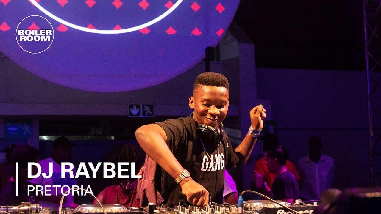 DJ Raybel - Boiler Room x Ballantine's True Music Pretoria, gqom mix, gqom music dj mix, gqom sa, fakaza 2018