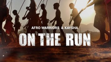Afro Warriors & Kaysha - On The Run (Original Mix), angola afro house music, afro house 2018 download mp3, new afro house music