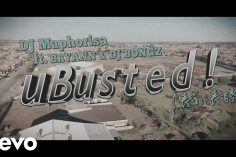 DJ Maphorisa & Bryann - uBusted ft. Dj Bongz (Official Video) 2 tegory%