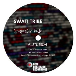 Swati Tribe - Old School Days (Original Mix), latest afro house music, afro house 2019, deep house music, deep tech, new afro house music, south african house songs, afro house download dmp3