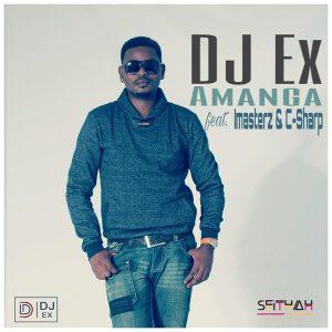 DJ Ex - Amanga (feat. Imasterz & C-Sharp), gqom 2019, download latest gqom music, gqom 2018 download mp3, south african gqom, durban gqom music