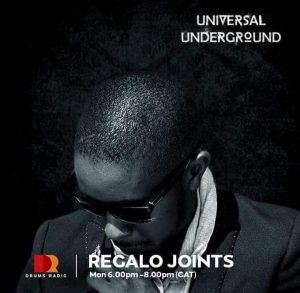 Regalo Joints - Universal Underground Mix (07 January 2019)