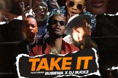 Trigo Limpo feat. DJ Buckz & Busiswa - Take It (Prod. Dj Maphorisa e Dj Knoh), gqom 2019, new gqom music, download latest gqom songs